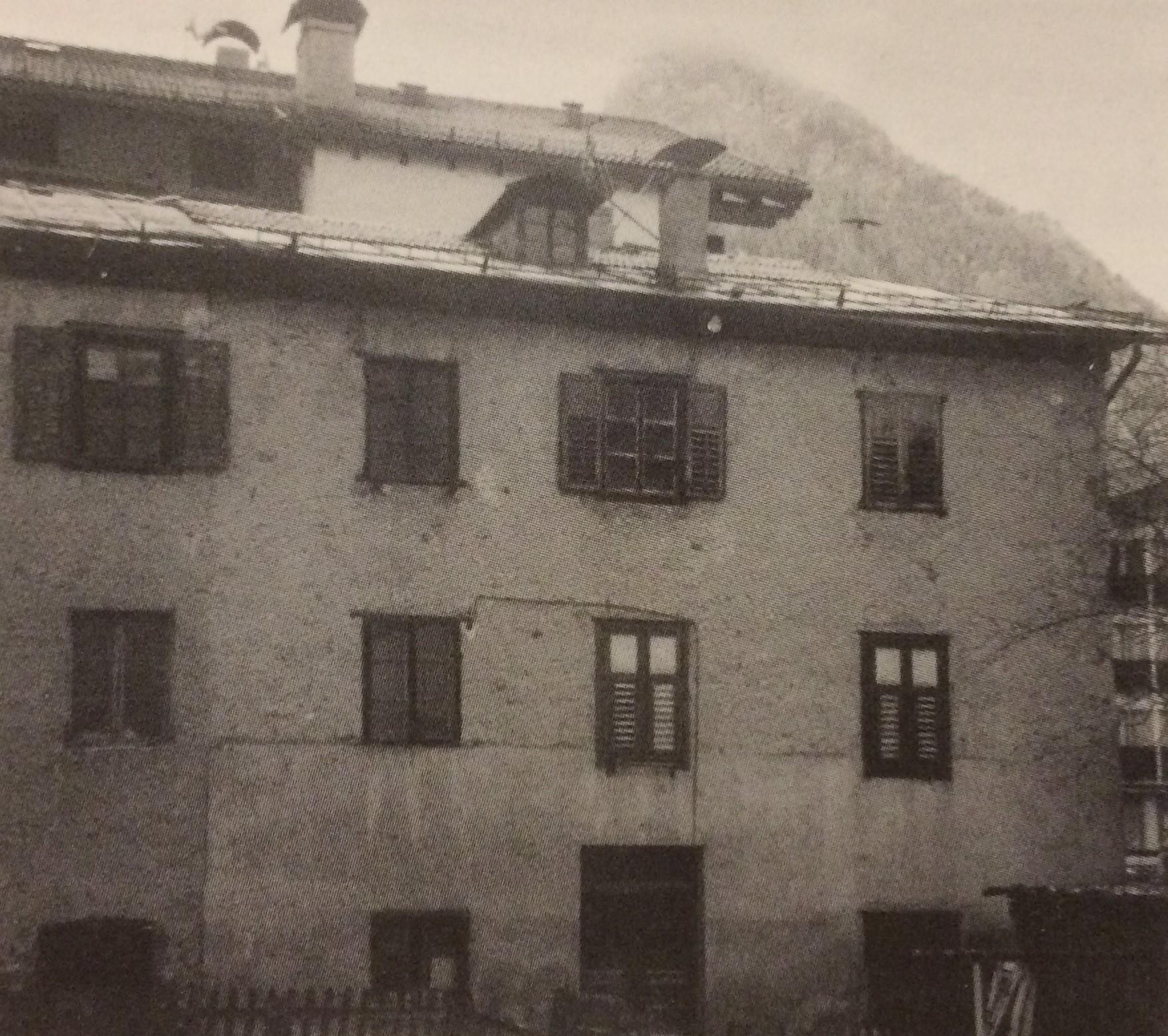 la casa di Jan del Cherlo